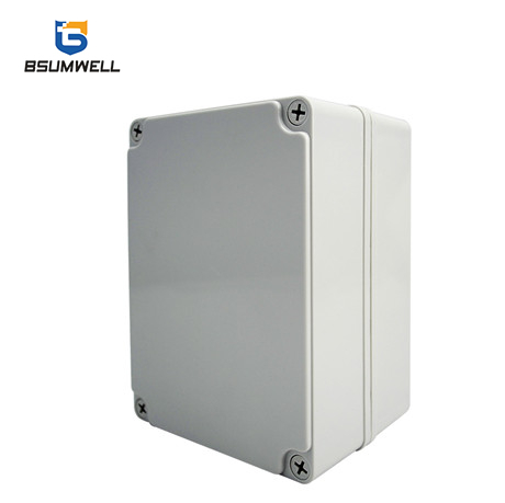 175*125*100mm ABS PC Plastic Waterproof Electrical junction box