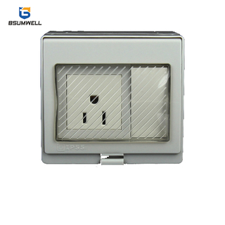 Americal Socket And Switch