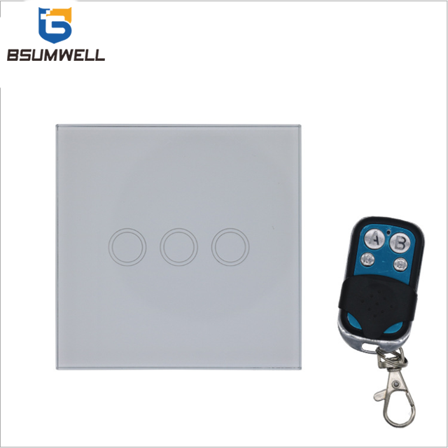 PS-86R03 Type WIFI Wall Switch