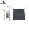 PS-86W03 Type WIFI Wall Switch