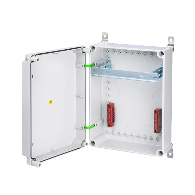 What is a waterproof junction box?