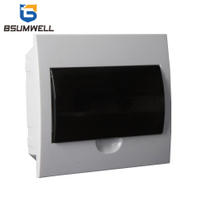 TSM-10ways flush type waterproof Plastic distribution box