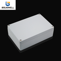 PS-AL241607 240*160*75mm IP67 Aluminum Die Cast Junction Box