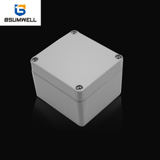 PS-AL080706 80*75*60mm IP68 Aluminum Junction Box