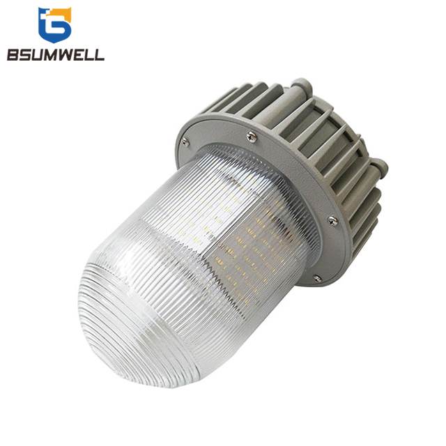50W 70W IP65 Anti-glare Waterproof, Dust-proof Anticorrosive Three-proof Platform Lamp for Flammable And Explosive Dangerous Area
