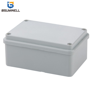 120*80*50mm ABS PC Plastic Waterproof Electrical Junction Box