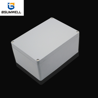PS-AL261813 265*185*130mm IP67 Aluminum Die Cast Junction Box