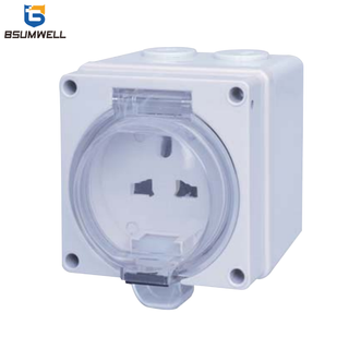 56UKO-DG 56UKO313 250VAC 13A 15A IP66 Waterproof Industrial Socket