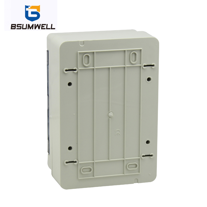 PS-HA-4ways Plastic Waterproof Distribution Box