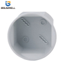 80*50mm ABS PC Plastic Waterproof Electrical Junction Box