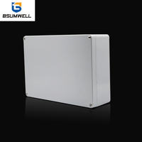 PS-AL342309 340*235*95mm IP67 Aluminum Die Cast Junction Box