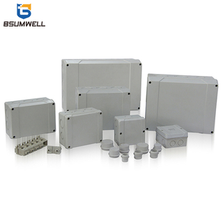 PS-JK Series IP65 IP54 Waterproof Plastic Junction Box with Terminal