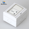 PS2-US Multi-function Type 10A IP55 Waterproof 1 Gang 2 Way Switch Socket