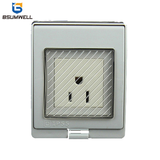 PS-AM Americal Socket And Switch