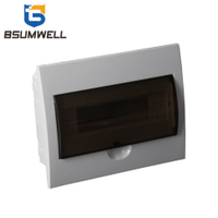 TSM-12ways Flush Type Waterproof Plastic Distribution Box