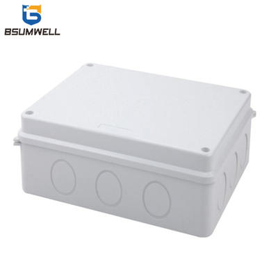 255*200*120mm ABS PC Plastic Waterproof Electrical Junction Box