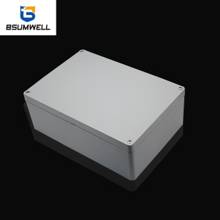 PS-AL342312 340*235*120mm IP67 Aluminum Die Cast Junction Box
