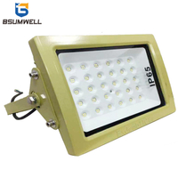 Exdembii CT4-400 400W 220VAC LED IP65 Waterproof Aluminum alloy LED Explosionproof lights for outdoor Zones 1 and 2 lighting