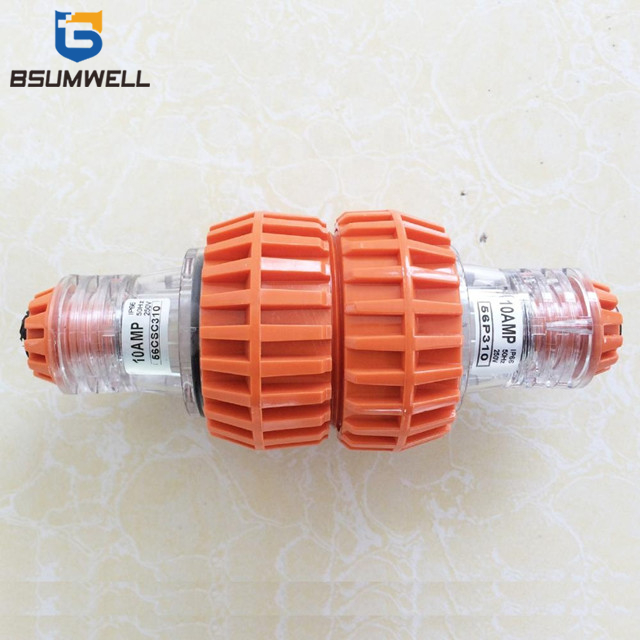 56P310 3pin 250V ac 10A 10amp outdoor indoor Electrical Weatherproof waterproof plug and socket with 3 pin