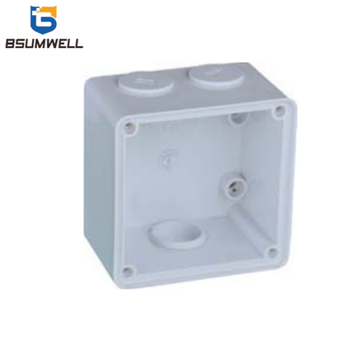 56 Series Waterproof Enclosured Terminal Box-Black Box
