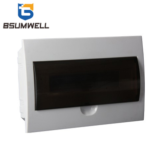TSM-15ways Flush Type 15ways Telecom Waterproof Plastic Electrical Telecom Distribution Box